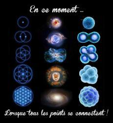 Fleur de vie univers